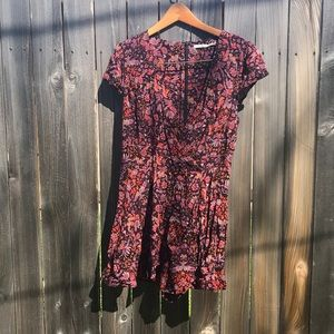 EUC floral romper from Kimchi Blue